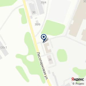 «Мега-ОЙЛ Киров» на карте