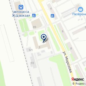 «Коми Контакт» на карте