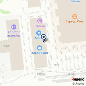 «Спутник» на карте