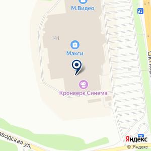 «5D» на карте