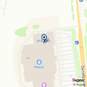 «Charmante» на карте