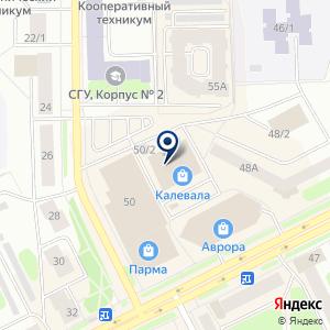 «йога-центр ЛОТОС» на карте