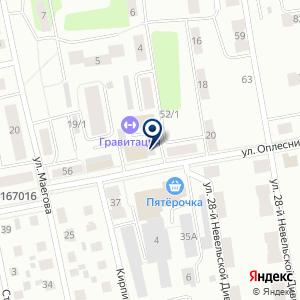 «Магазин автозапчастей для Жигули» на карте