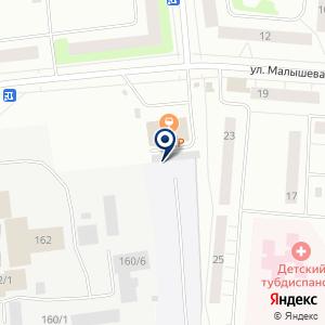 «Вольтаж» на карте