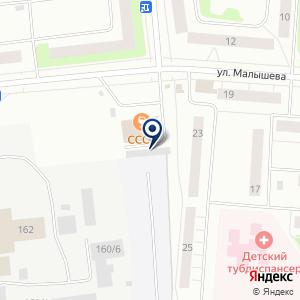 «Магазин автотоваров» на карте