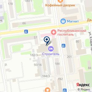 «Сыктывкарская Юридическая Компания» на карте
