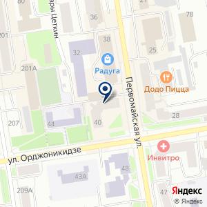 «ЮрПрофи» на карте