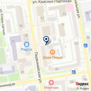 «ПромКомплектКоми» на карте