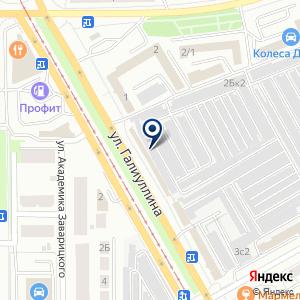 «ПрокатСервис» на карте