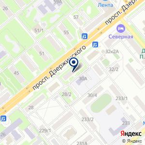 «Вызов электрика на дом. Вызвать электрика в Новосибирске. Круглосуточно.» на карте