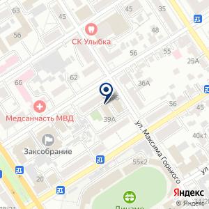 «Алтай-фит» на карте