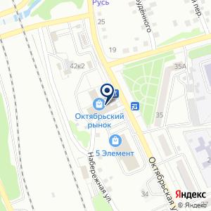 «Магазин одежды» на карте