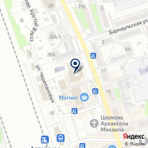 «УФМС» на карте