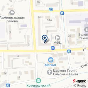 «Панацея» на карте