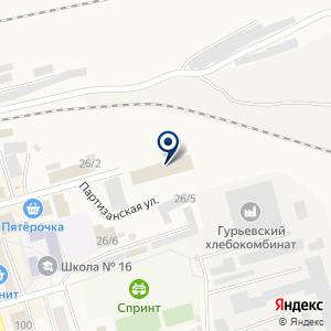 «Магистраль-Авто» на карте