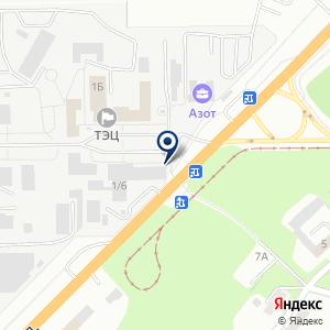 «Сибирская обувная фабрика» на карте
