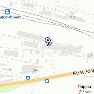 «Кузбасская лизинговая компания» на карте
