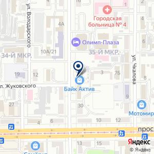 «ЭкоПласт-Кемерово» на карте