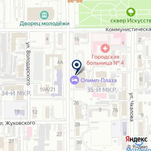 «Альфа-Прокат» на карте
