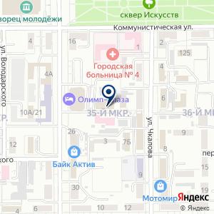 «АРТ-СТУДИЯ МАРИНЫ ФАВОРСКОЙ» на карте