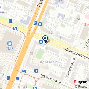 «ФИНКЛУБ» на карте