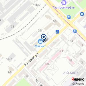 «Абрикос» на карте