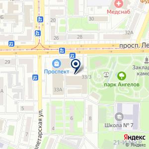 «ВТБ Лизинг АО» на карте