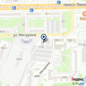«В гардеробе.ру» на карте