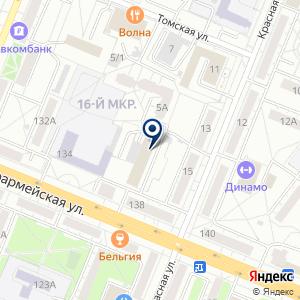 «АвтоПлюс» на карте