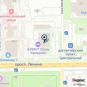 «Сбербанк Лизинг АО» на карте