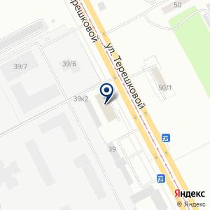 «СБК-авто» на карте