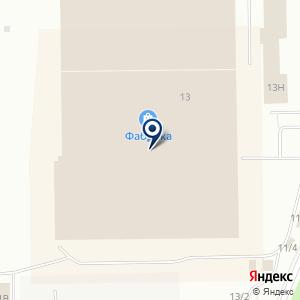 «Постелька» на карте