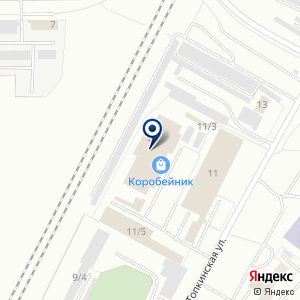 «Прораб» на карте