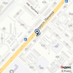«Кухни Рона» на карте