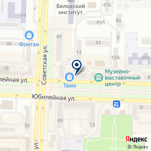 «Автоинлайн» на карте