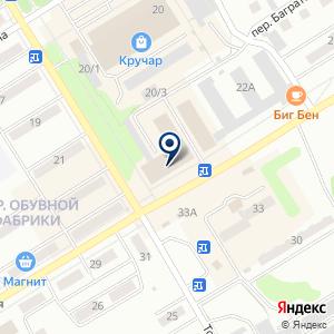 «Боброва О.М» на карте