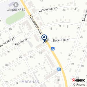 «Дива» на карте