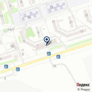 «ПромАльпСнабжение» на карте