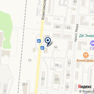 «Магазин входных и межкомнатных дверей» на карте