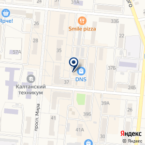«K & k» на карте