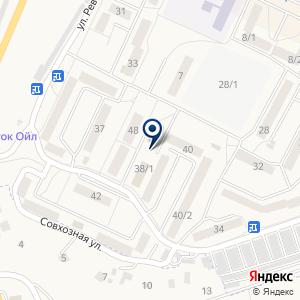 «Аптечный пункт» на карте