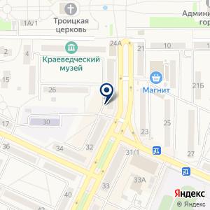 «Аптека Столичная» на карте