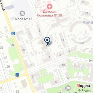 «Буксирофф-НК 42» на карте