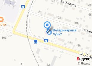 Компания «Вихоревский ветеринарный участок» на карте