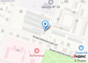 Компания «Стоматолгический кабинет» на карте