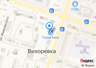 Компания «Матис» на карте