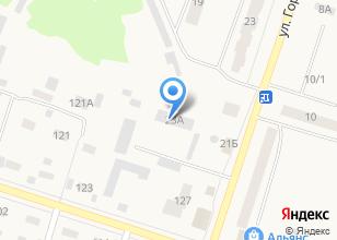 Компания «Братская электросетевая компания» на карте