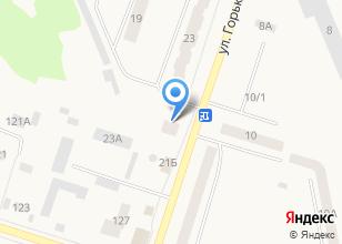 Компания «Липка» на карте