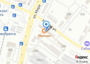 Компания «Братск на Связи» на карте