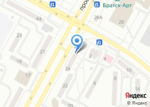 Компания «ION.SX» на карте